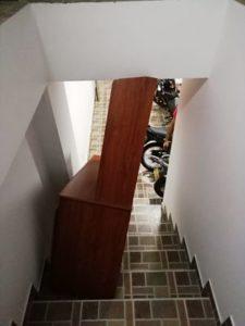 trasteo en palmira escritorio no pasa por escalera